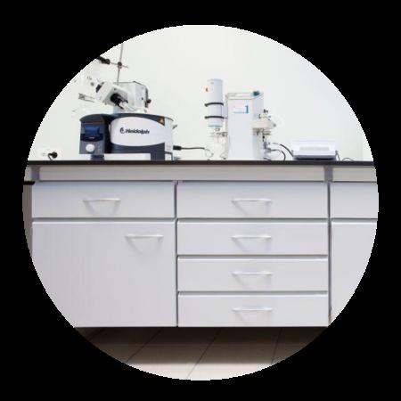Meble laboratoryjne na wymiar DCD-Lab